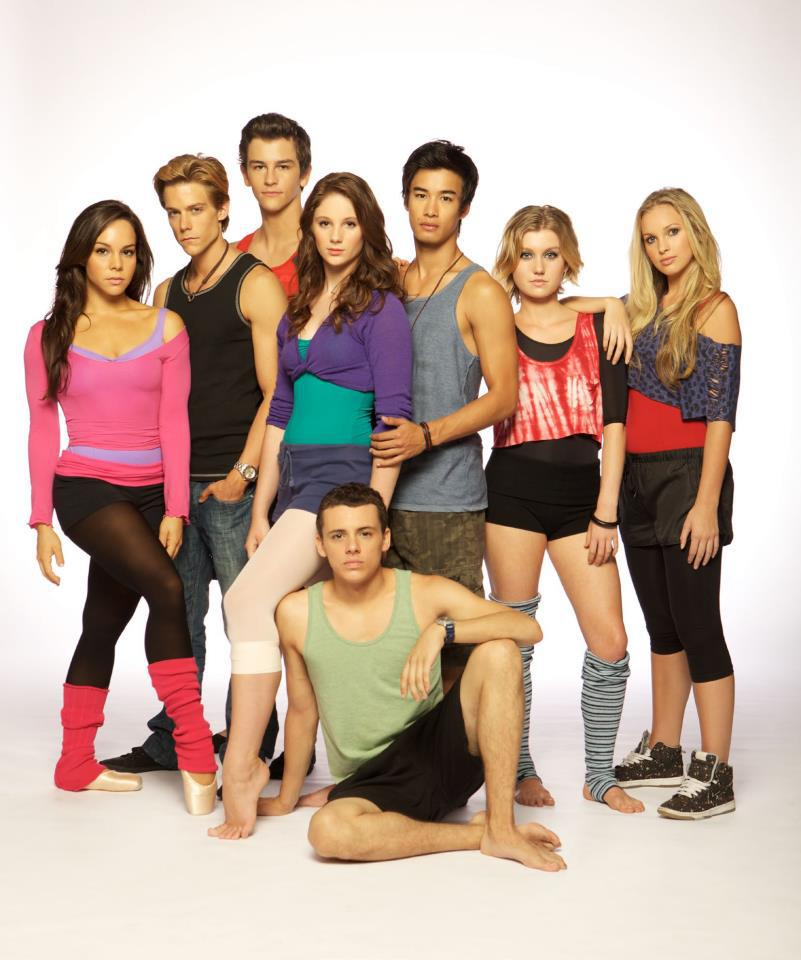 Dance Academy Season 2 Promotional Picture - dance-academy photo
