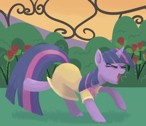 Dancing Twilight is awsome - my-little-pony-friendship-is-magic-twilight-sparke Fan Art