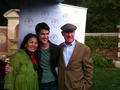 Darren and his parents