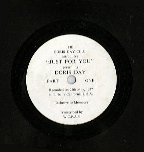 Doris hari fan Club LP
