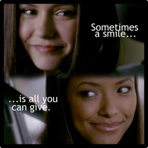 Elena and Bonnie :)