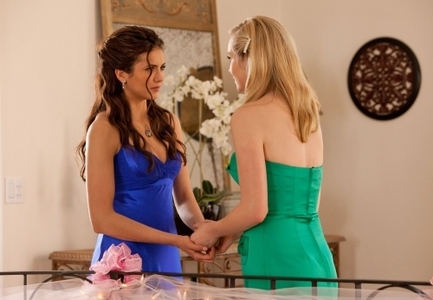 Elena and Caroline <3