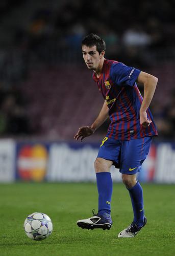 FC Barcelona (4) v BATE Borisov (0) - UEFA Champions League