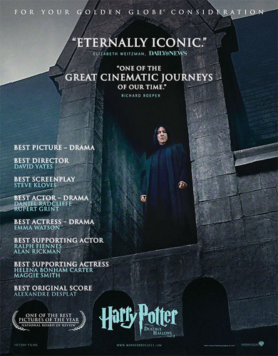 FYC Harry Potter