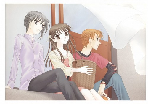 Furuba - fruits-basket Photo
