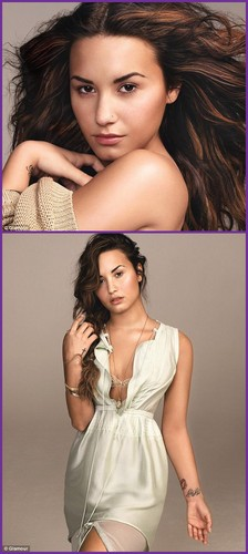 GLAMOUR-ous Demi