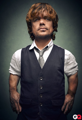 GQ's Stud of the Year: Peter Dinklage