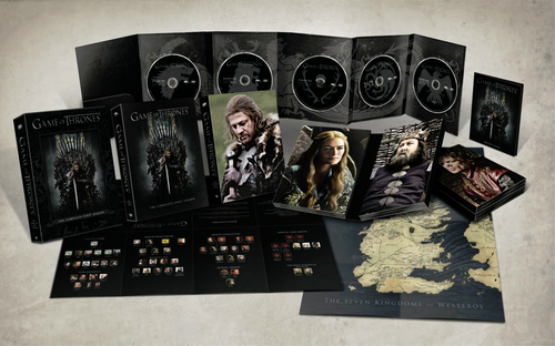 Game of Thrones Season 1- DVD