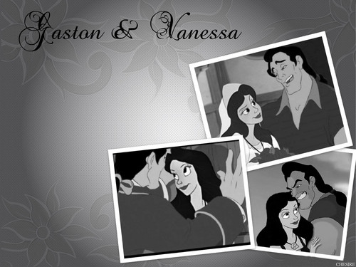 Gaston/Vanessa wallpaper