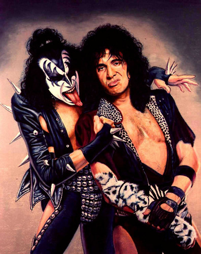 Gene Simmons, Demon