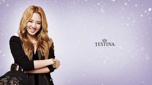 Girls' Generation Hyoyeon J.Estina