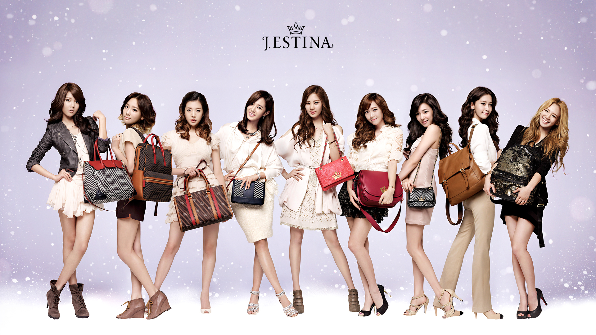Girls generation snsd girls generation j estina