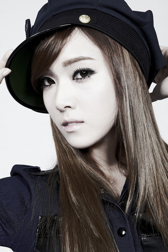 "Girls' Generation Jessica "" The Boys"" Mr. Taxi ver. Concept pics"