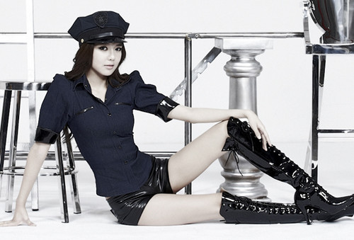 "Girls' Generation Sooyoung "" The Boys"" Mr. Taxi ver. Concept pics"