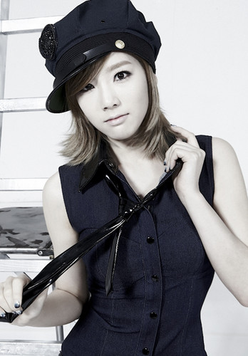 """Girls' Generation Taeyeon """" The Boys"""" Mr. Taxi ver. Concept pics"""
