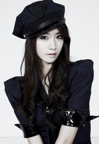 "Girls' Generation Yoona "" The Boys"" Mr. Taxi ver. Concept pics"