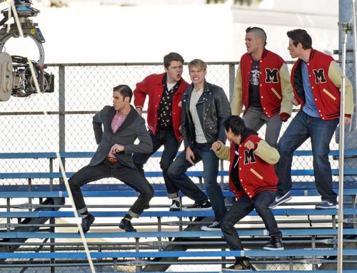 Glee guys