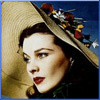 Vivien Leigh photo possibly containing a fedora and a boater titled Gone With The Wind