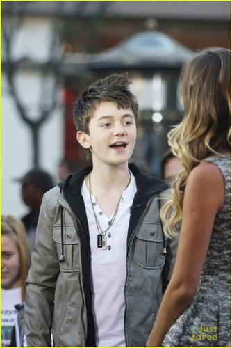 Greyson Chance: Spread The 'Glee' Rumors!