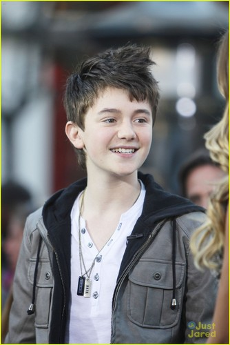 Greyson Chance wallpaper titled Greyson Chance: Spread The 'Glee' Rumors!