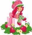 Happy Holidays from Berry Bitty City - strawberry-shortcake photo