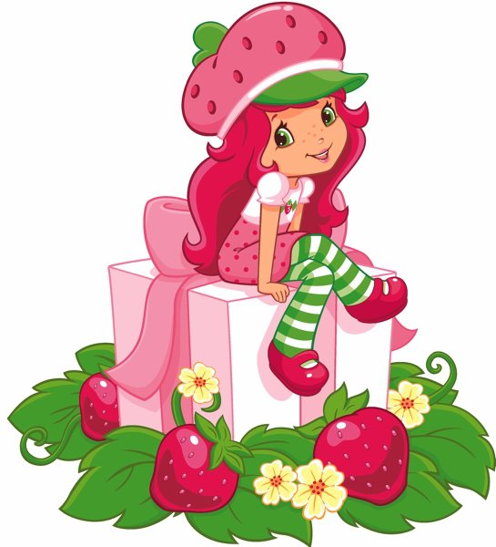 Strawberry Shortcake images Happy Holidays from Berry Bitty City ...