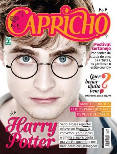 Harry Potter ( Magazine- Capricho- BR )