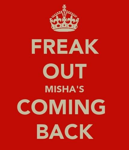 He's Back!!!!!