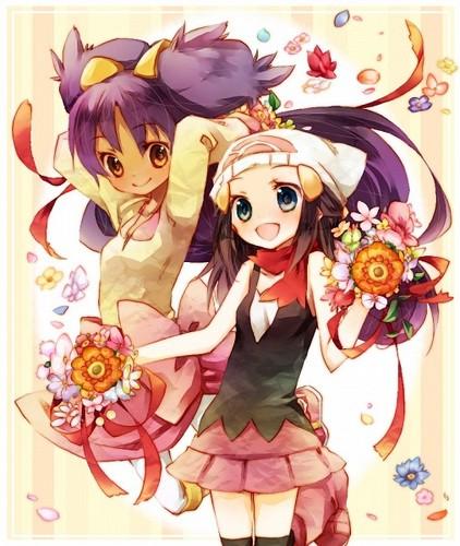 Hikari and Iris