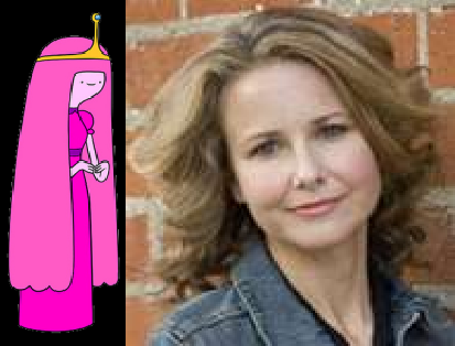Hynden Walch(princess bubblegum) - adventure-time-with-finn-and-jake Photo