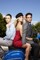 Jim Parsons, Johnny Galecki, Kaley Cuoco - TV Guide Magazine Cover Shoot (2010)