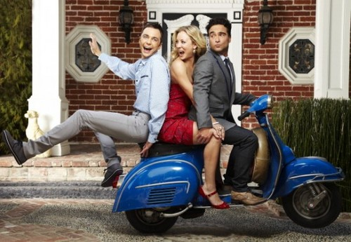 Jim Parsons, Johnny Galecki, Kaley Cuoco - TV Guide Magazine Cover Shoot (2010) - jim-parsons Photo