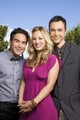 Jim Parsons, Johnny Galecki and Kaley Cuoco - TV Guide Magazine Cover Shoot (2010)