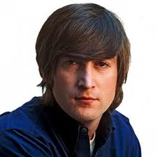 John Lennon karatasi la kupamba ukuta containing a portrait entitled John