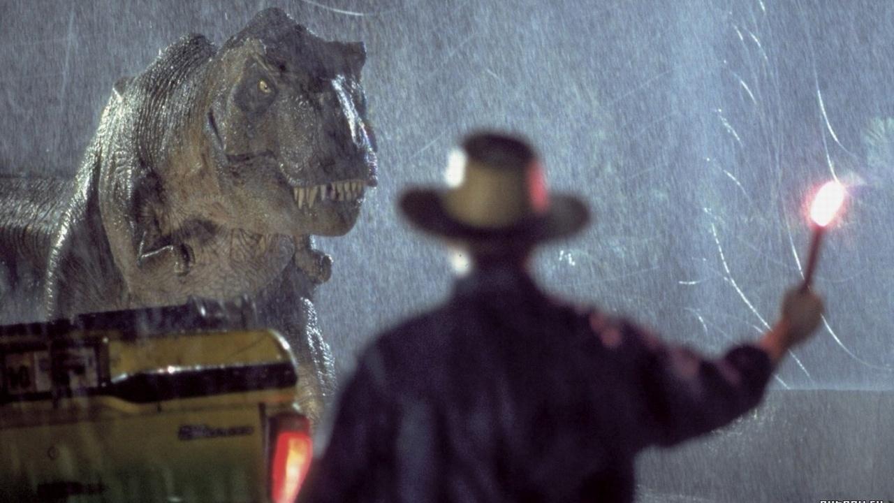 Jurassic Park- O Parque dos Dinossauros
