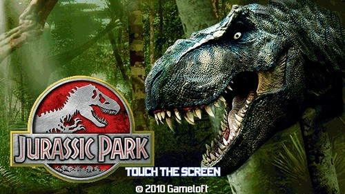 jurassic park wallpaper entitled Jurassic Park