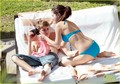 Justin Bieber & Selena Gomez: Pool Party! - justin-bieber-and-selena-gomez photo