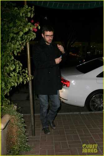 Justin Timberlake: Madeo Man in West Hollywood