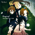 K-ON! The Movie Singing