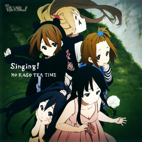 K-ON! The Movie Singing - k-on photo