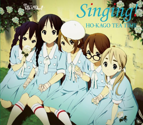 K-ON! The Movie Пение