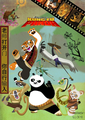 Kung Fu Panda: LOA - kung-fu-panda-legends-of-awesomeness fan art