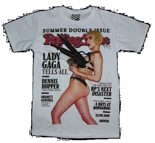 Lady Gaga Tshirts