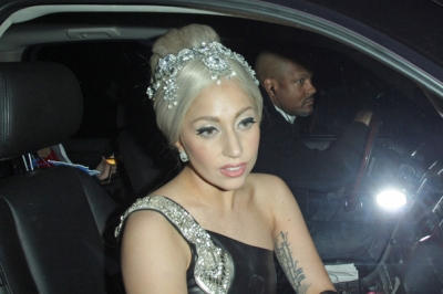 Lady Gaga at the Trevor Project Awards