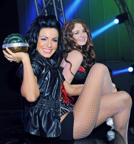 Lena and Yulia <3