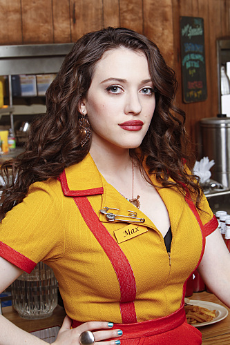 max two broke girls