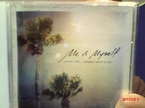 My new Me Vs Myself CD!!