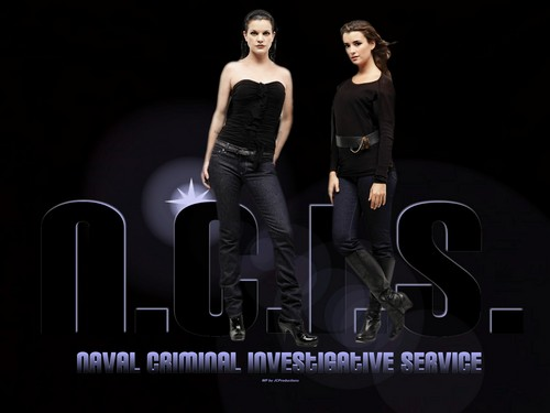 NCIS images N.C.I.S. Abby & Ziva 2 HD wallpaper and background photos