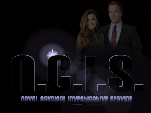 NCIS wolpeyper probably with a business suit entitled N.C.I.S. Ziva & Tony