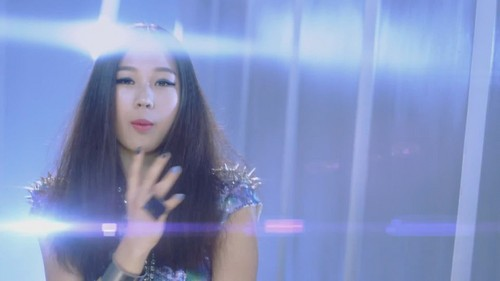 "New F.O ""Bounce"" MV - kpop Screencap"
